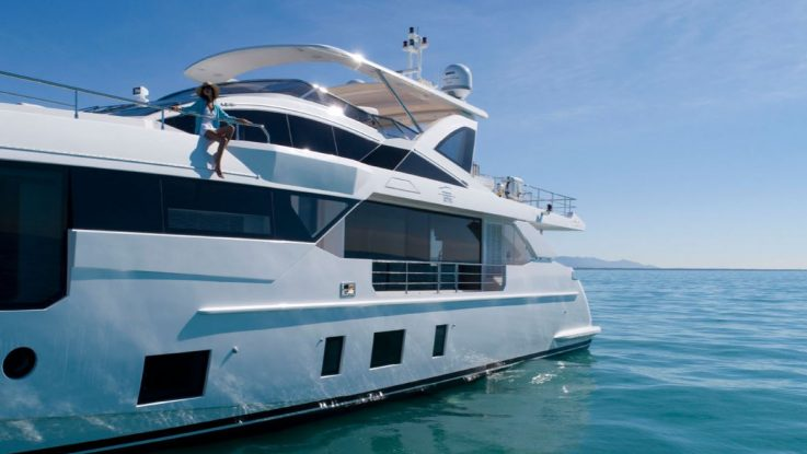 Leading luxury brand Azimut to display at Sydney International Boat Show