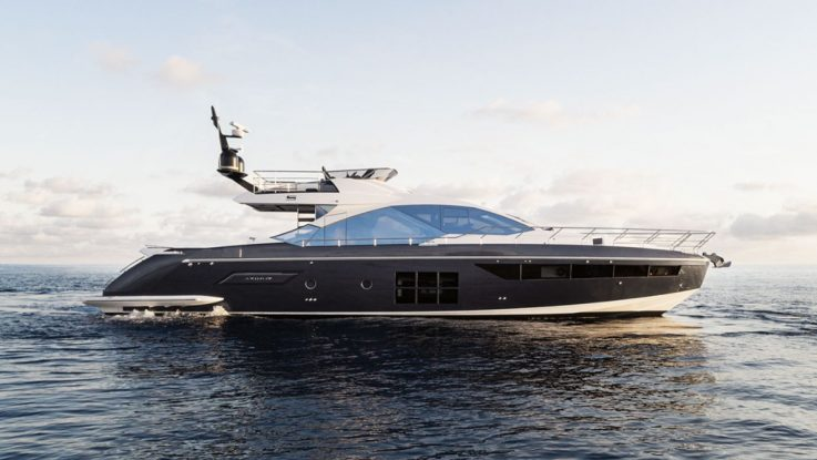 Azimut Yachts appoints d'Albora as Australian dealers