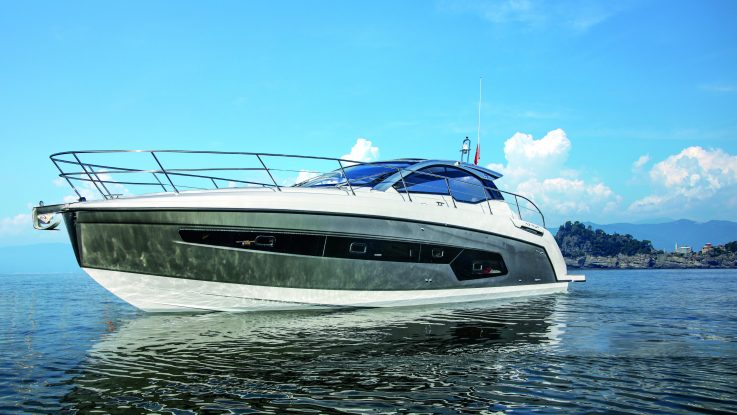 New model Azimut Atlantis 45 set for Australian shores