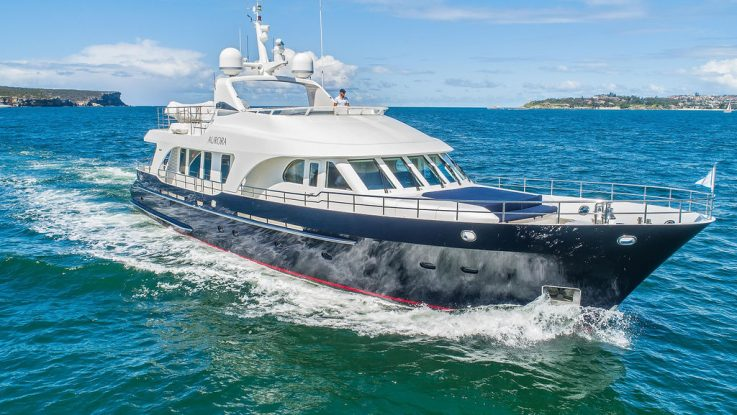d'Albora launches Large Yacht Sales Platform