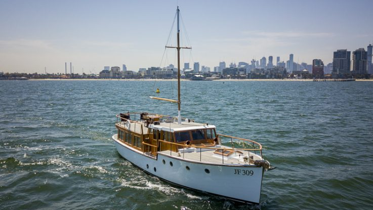 Two pieces of Australia's Maritime history - go to Auction