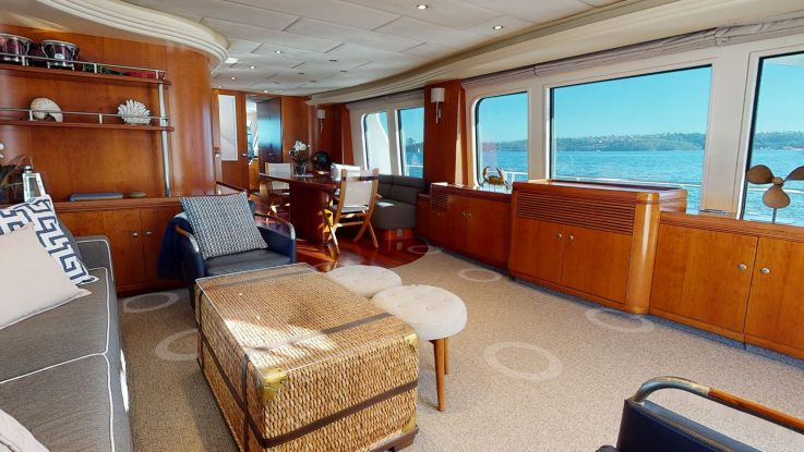 d'Albora introduces 3D virtual tours into Large Yacht Boat Sales Platform